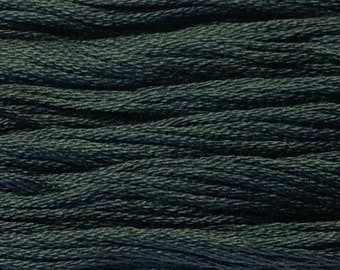 Weeks Dye Works, Chesapeake, WDW-3950, 5 YARD Skein, Hand Dyed Cotton, Embroidery Floss, Counted Cross Stitch, Embroidery, PunchNeedle