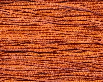 Weeks Dye Works, Clockwork, WDW-2230, 5 YARD Skein, Hand Dyed Cotton, Embroidery Floss, Cross Stitch, Hand Embroidery, Punch Needle