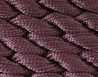 DMC Pearl Cotton, Size 5, DMC 3041, Medium Antique Violet, Perle Cotton, Embroidery Thread, Punch Needle, Embroidery, Sewing Accessory