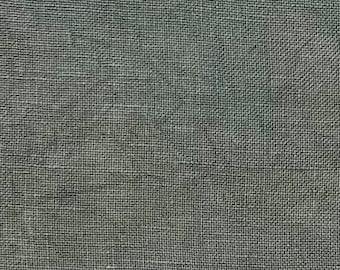 36 Count Linen, Eucalyptus, Fox and Rabbit Designs, Linen, Counted Cross Stitch, Cross Stitch Fabric, Embroidery Fabric, Zweigart Linen