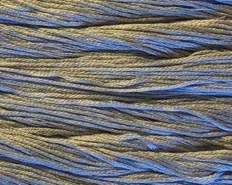 Gentle Art, Simply Shaker Threads, Glass Slipper, #7104, 10 YARD Skein, Embroidery Floss, Counted Cross Stitch, Hand Embroidery Thread