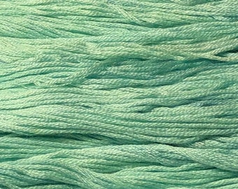 Gentle Art, Simply Shaker Threads, Huckleberry, #0280, 10 YARD Skein, Embroidery Floss, Counted Cross Stitch, Hand Embroidery Thread