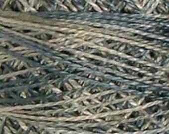 Valdani Thread, Size 8, JP12, Valdani Perle Cotton, Seaside, Punch Needle, Embroidery, Penny Rugs, Primitive Stitching, Sewing Accessory