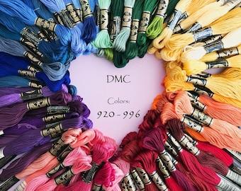 DMC Perle Cotton/Floss