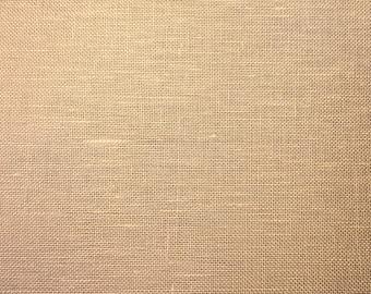 32 Count Linen, Beautiful Beige, Beige Linen, Cross Stitch Fabric, Beige Fabric, Needlework, Cross Stitch Linen