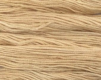 Gentle Art, Sampler Threads, Lambswool, #7049, 10 YARD Skein, Embroidery Floss, Counted Cross Stitch, Hand Embroidery Thread