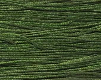 Weeks Dye Works, Hunter, WDW-2156, 5 YARD Skein, Embroidery Floss, Counted Cross Stitch, Embroidery, Punch Needle, Wool Applique, Tatting