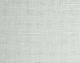 28 Count Linen, Graceful Grey, Evenweave Linen, Cross Stitch Fabric, Evenweave Fabric, Needlework, Cross Stitch Linen