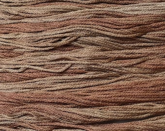 Gentle Art, Simply Shaker Threads, Raspberry Frost, #7072, 10 YARD Skein, Embroidery Floss, Counted Cross Stitch, Hand Embroidery Thread