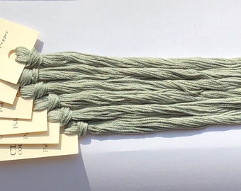 Classic Colorworks, Poblano Pepper, CCT-069, 5 YARD Skein, Hand Dyed Cotton, Embroidery Floss, Counted Cross Stitch, Embroidery Thread