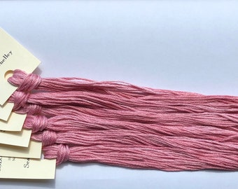Classic Colorworks, Sea Shelley, CCT-202, 5 YARD Skein, Hand Dyed Cotton, Embroidery Floss, Counted Cross Stitch, Embroidery Thread