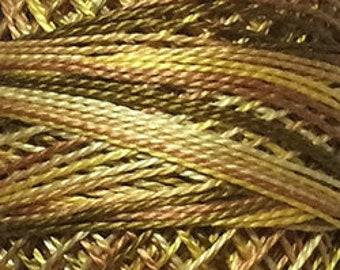 Valdani 3 Strand, M81, Cotton Floss, Backyard Honeycomb, Punch Needle, Embroidery, Penny Rugs, Wool Applique, Cross Stitch, Pearl Cotton