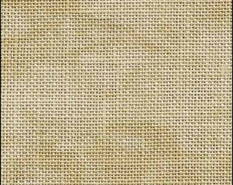 40 Count Linen, Vintage Country Mocha Linen, Newcastle Linen, Cross Stitch Fabric, Embroidery Fabric, Linen, Needlework, Cross Stitch