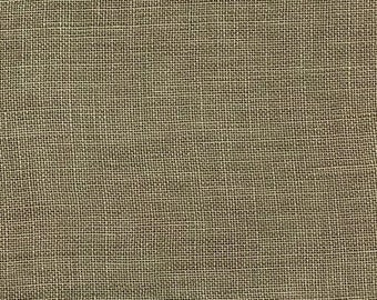 40 Count Linen, Putty, Weeks Dye Works, Linen, Counted Cross Stitch, Cross Stitch Fabric, Embroidery Fabric, Linen Fabric