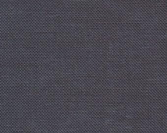 36 Count Linen, Edinburgh Linen, Slate Linen, Black Linen, Cross Stitch Fabric, Embroidery Fabric, Linen, Needlework, Cross Stitch