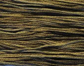 Weeks Dye Works, Pamlico, WDW-1259, 5 YARD Skein, Hand Dyed Cotton, Embroidery Floss, Counted Cross Stitch, Embroidery, PunchNeedle