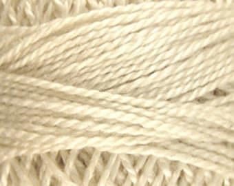 Valdani 3 Strand, 004, Ivory, Cotton Floss, Cross Stitch Floss, Punch Needle, Embroidery, Penny Rugs, Wool Applique, Cross Stitch