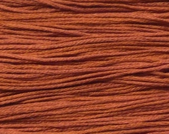 Weeks Dye Works, Chrysanthemum, WDW-2241, 5 YARD Skein, Hand Dyed Cotton, Embroidery Floss, Cross Stitch, Hand Embroidery, Punch Needle