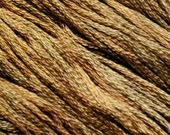 Gentle Art, Simply Shaker Threads, Harvest Basket, #7000, 10 YARD Skein, Embroidery Floss, Counted Cross Stitch, Hand Embroidery Thread