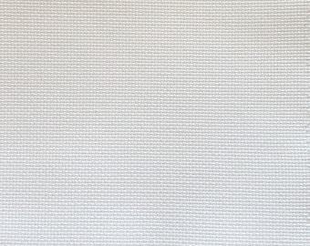 18 Count Aida, White, Aida 18, Zweigart, Counted Cross Stitch, Cross Stitch Fabric, Embroidery Fabric, Evenweave Fabric