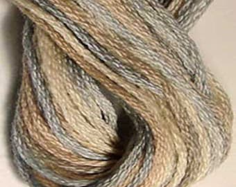 Valdani, 6 Strand Cotton Floss, M1001, Vanilla Sky, Embroidery Floss , Punch Needle, Embroidery, Penny Rugs, Sewing Accessory
