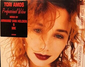 "TORI AMOS ""Professional Widow"" 12"" vinyl record from 1996"