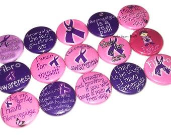 badge. Pain ***NEW*** Fibromyalgia Awareness ribbon enamel keyring Charity