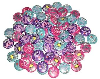 "Bunco, 1"", 1.25"", Button, Bunco Party, Bunco Party Favor, Bunco Gift, Bunco Theme, Bunco Decor, Bunco Gift, Flatback, Pinback, Pin, GM005"