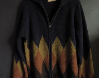 7af54aa9ddff Mens argyle sweater