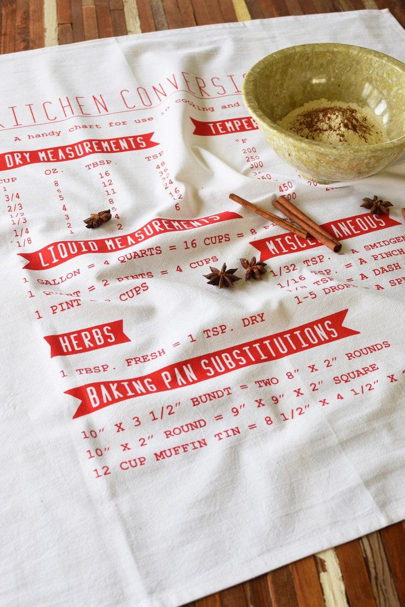 Tea Towel  Tea Towels Flour Sack  Organic Cotton Tea Towel  image 0