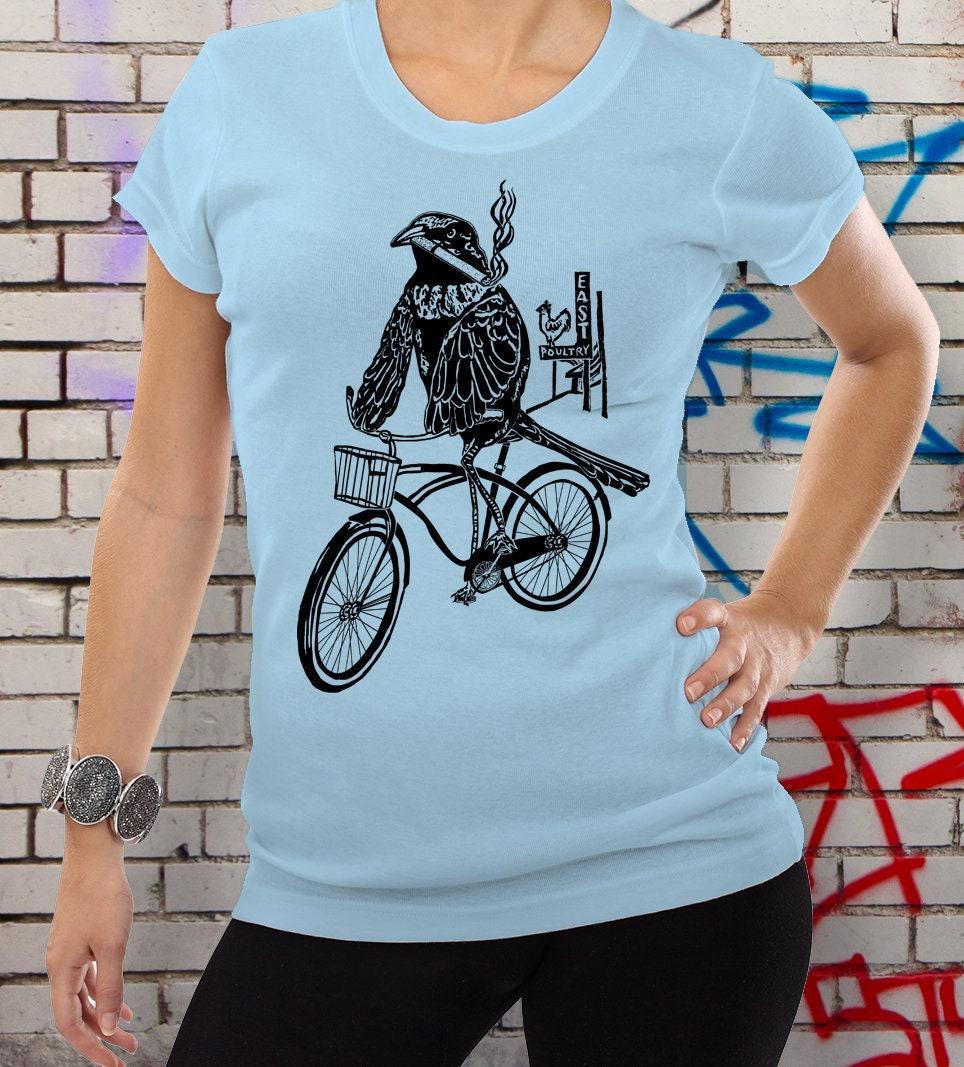 6a9b07ef40f Womens Funny Cycling T Shirts