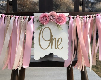 FMYFWY Baby 1st Birthday Outfits Wild ONE Cake Smash Photo Shoot Decorations Kit Highchair Banner Bloomers Suspender Bowtie