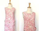 Vintage 1960s Shift Dress...