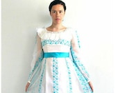 1960s Dress - Alice In Wo...