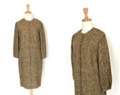 1950s Dress - 50s coat dr...