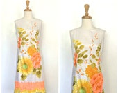 Vintage Hawaiian Dress - ...