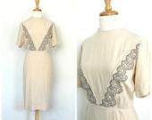 1950s Dress - 50's wi...