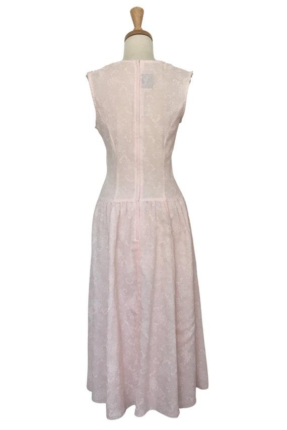 Vintage Gunne Sax Cottagecore Prairie Dress - Sma… - image 7