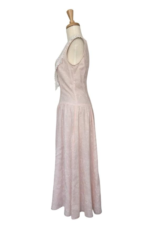 Vintage Gunne Sax Cottagecore Prairie Dress - Sma… - image 6