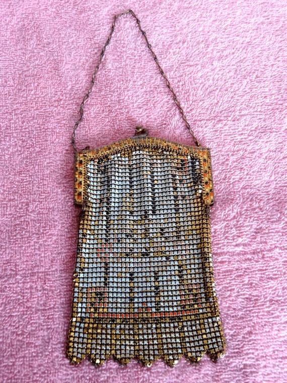 Metal Mesh Handbag Purse Apparel and Accessories B