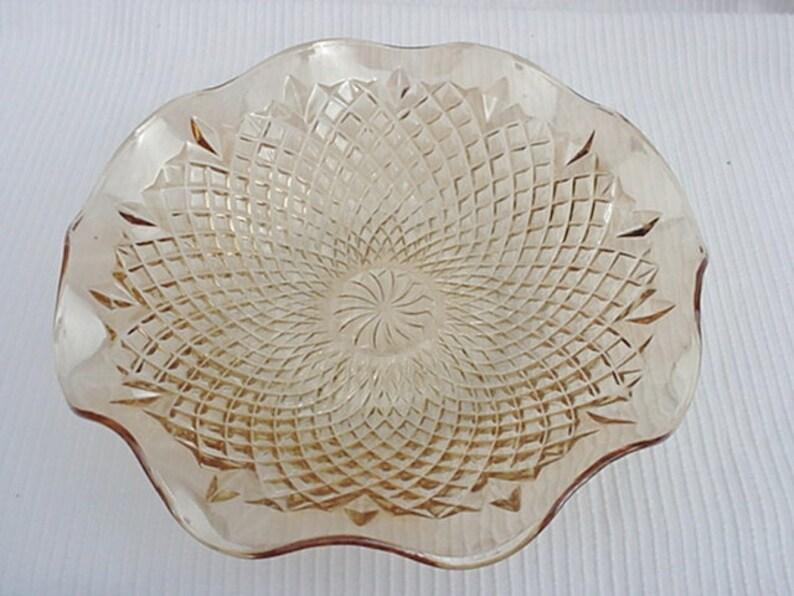 Verre Carnaval opale volante portion bol diamant motif service bol maison et jardin cuisine et salle à manger servent Ware vaisselle bols