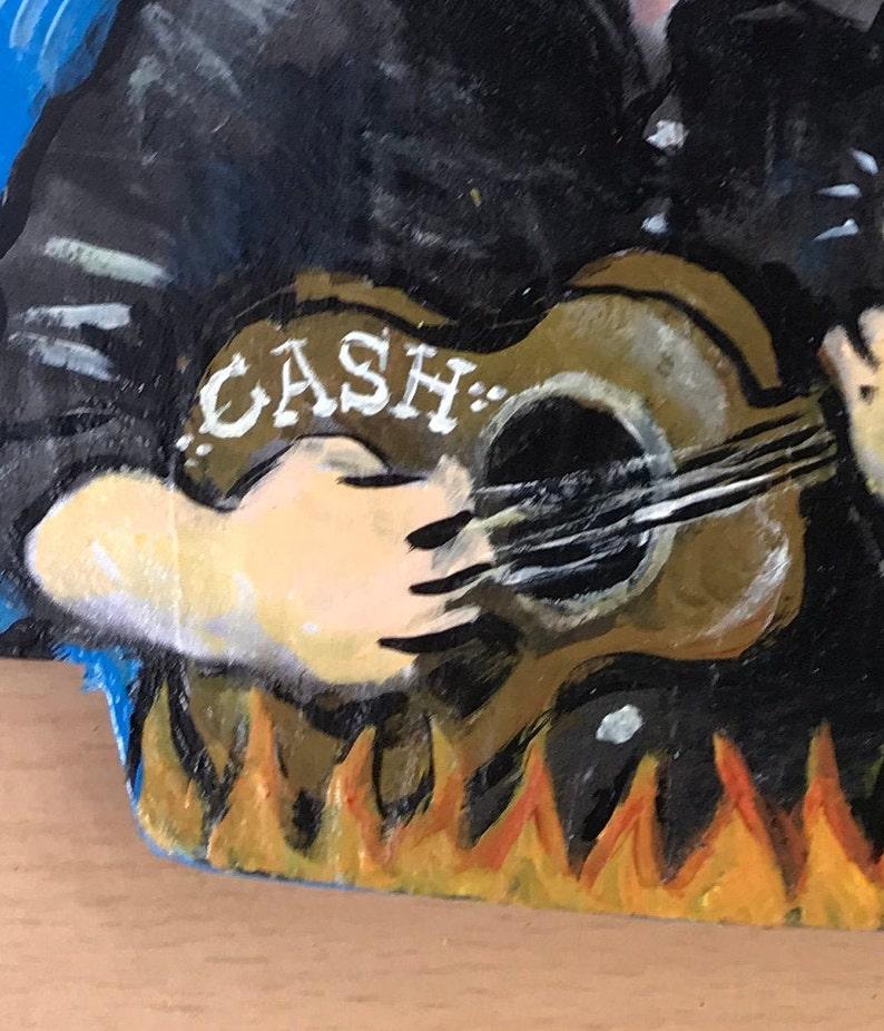 Man in Black Johnny Cash Johnny Cash Angel Johnny Cash art 7 Johnny Cash Angel Goth Vountry Cash Fan