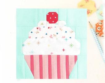 Birthday Cake Quilt Pattern Etsy