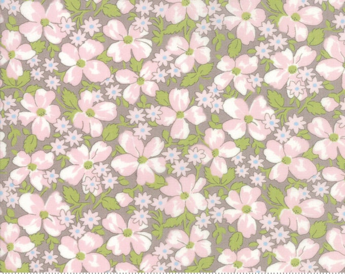 Amberley by Brenda Riddle for Moda 18673 15 Pebble ~ By the Half Yard ~