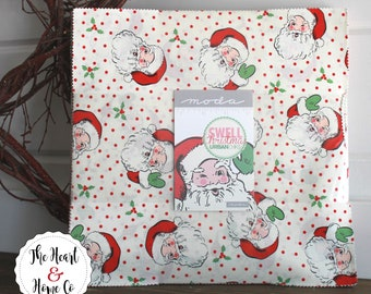 """Swell Christmas by Urban Chiks for Moda Layer Cake 10"""" Squares"""