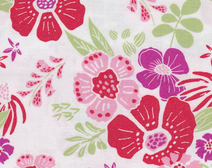Bungalow by Kate Spain for Moda 27290 31 Melody Berry ~ 5 Yards ~ Backing