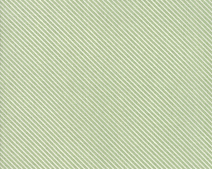 Garden Variety by Lella Boutique for Moda 5075 14 Grass ~By the half yard~
