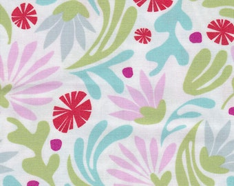 Bungalow by Kate Spain for Moda 27291 31 Jazz Petal ~ 5 Yards ~ Backing