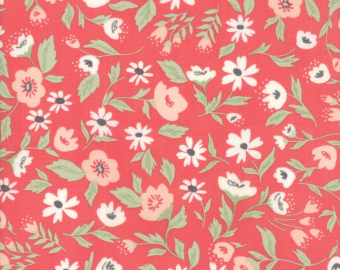 Garden Variety by Lella Boutique for Moda 5070 16 Berry ~By the half yard~