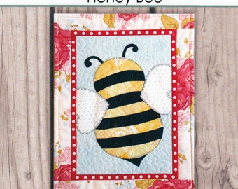 Seasons in Patches - Honey Bee